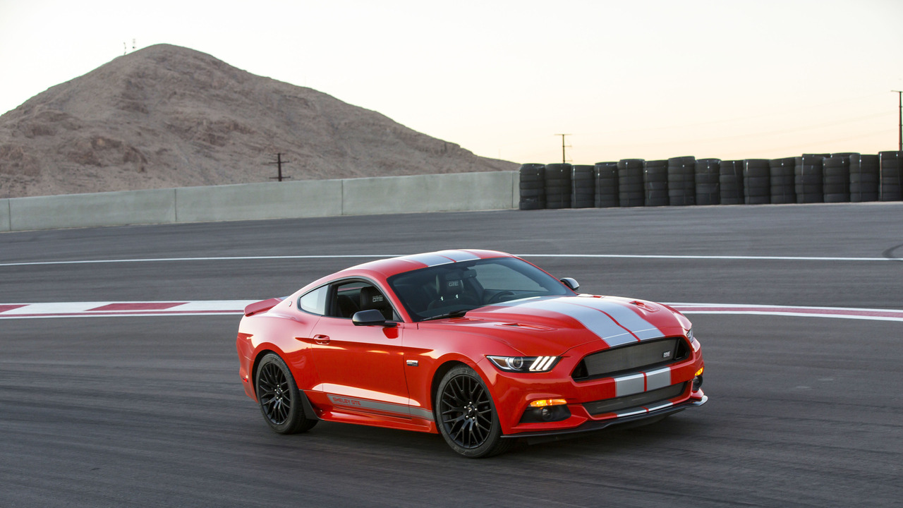 Shelby Mustang GTE