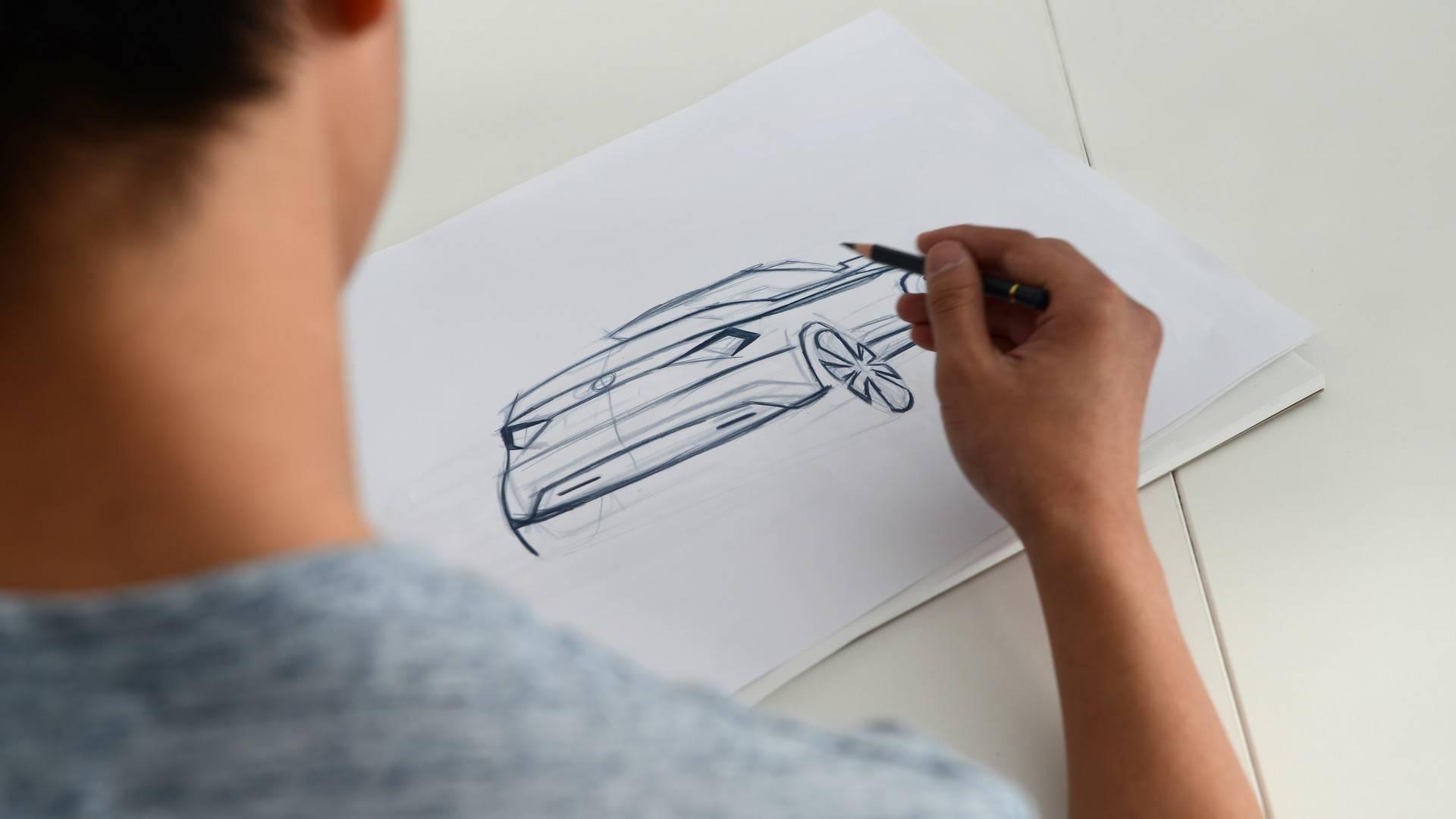 Skoda Karoq Cabrio Concept - Teaser