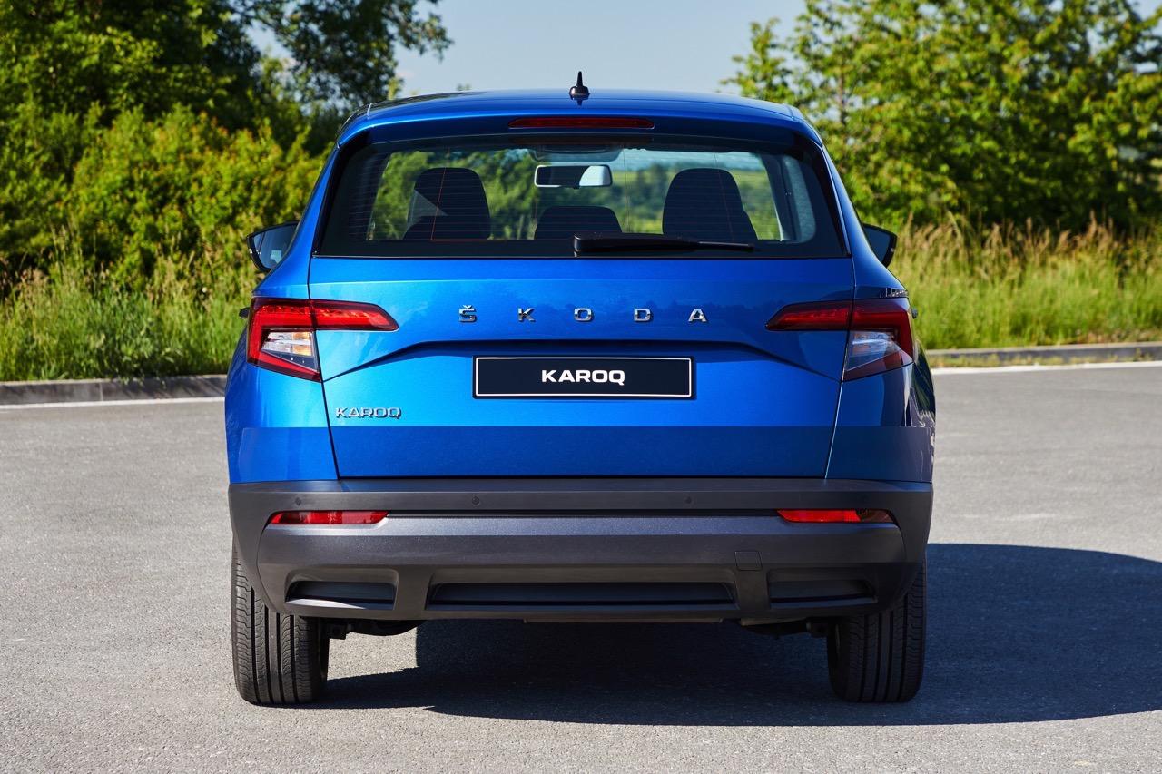 Skoda Karoq e Kodiaq 2020 - Foto ufficiali