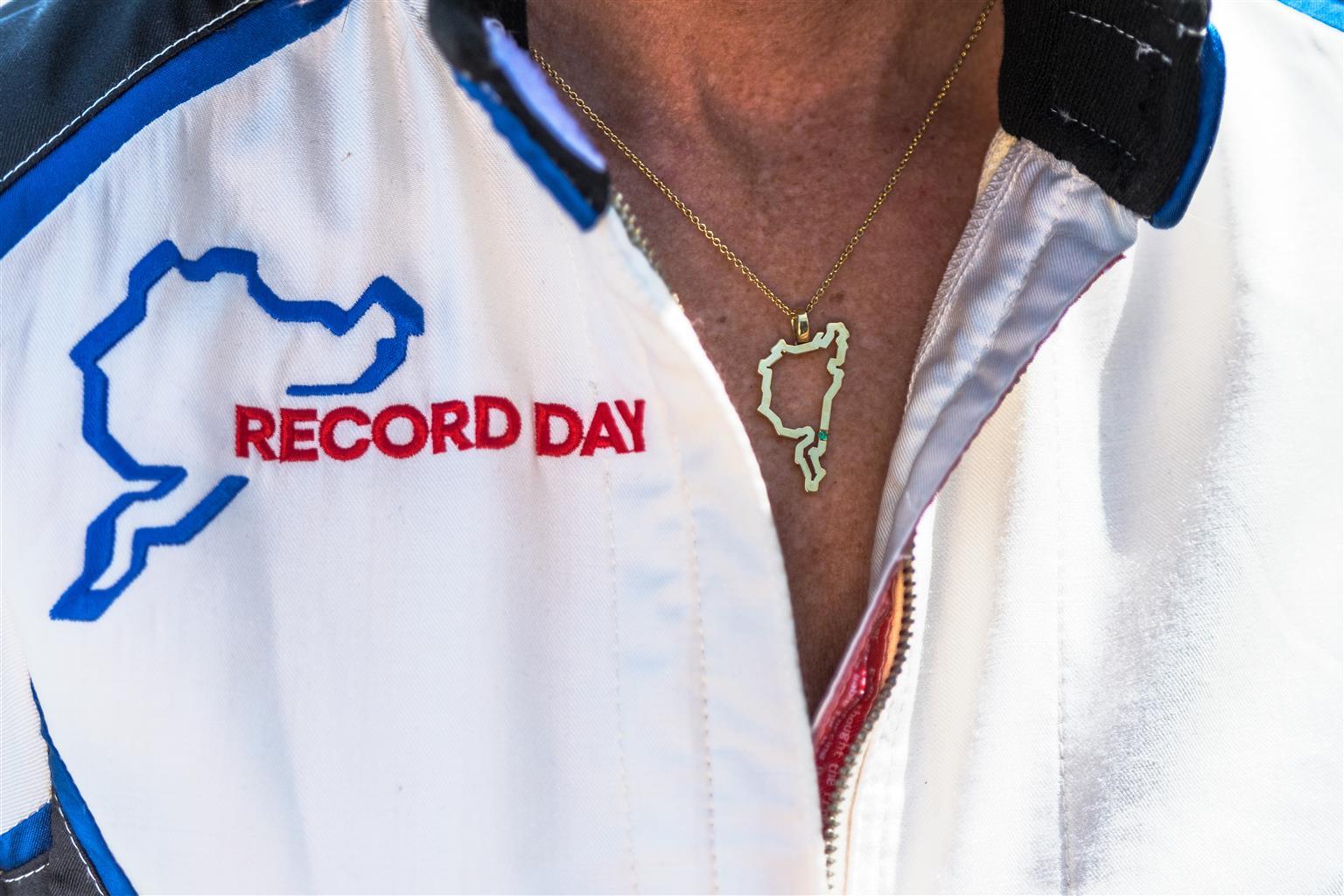 Skoda Kodiaq RS - Record day Nurburgring