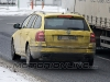 Skoda Octavia RS 2014 - Foto spia 26-01-2013