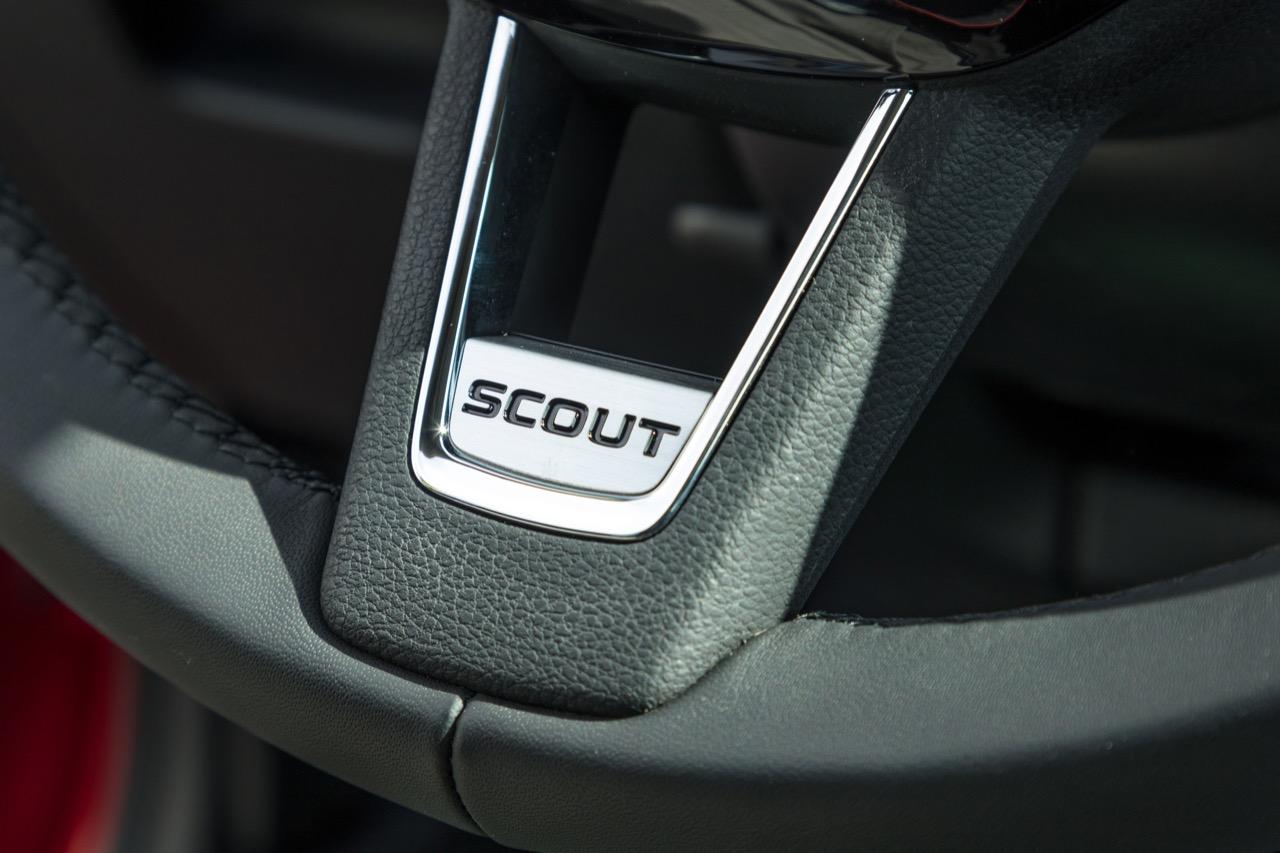Skoda Octavia RS e Scout 2017 - nuova galleria