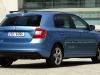Skoda Rapid hatchback rendering non ufficiali