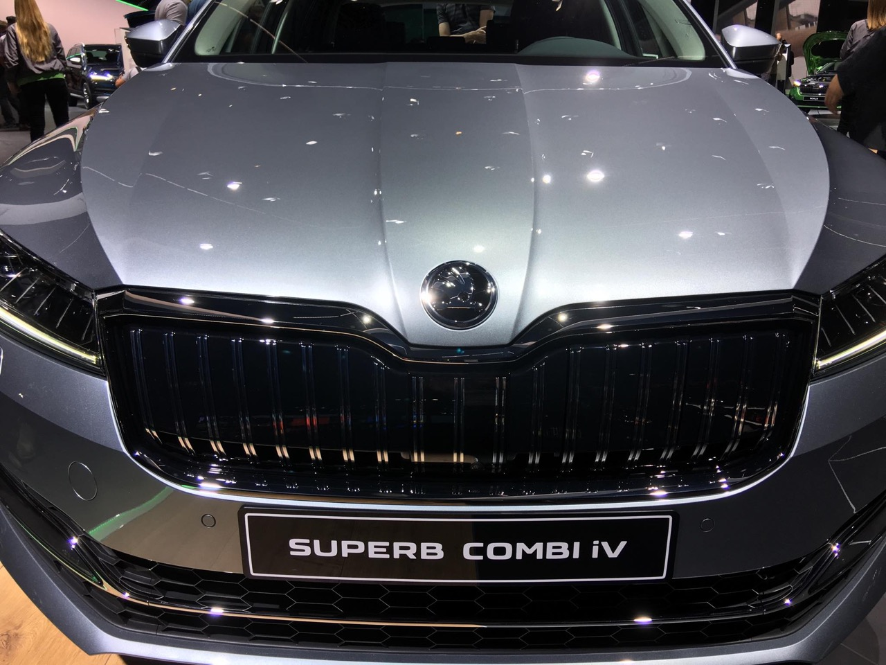 Skoda Superb iV - Salone di Francoforte 2019