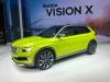 Skoda Vision X - Salone di Ginevra 2018