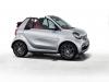Smart Cabrio Brabus Edition #2 & ForFour Crosstown - Ginevra 2017