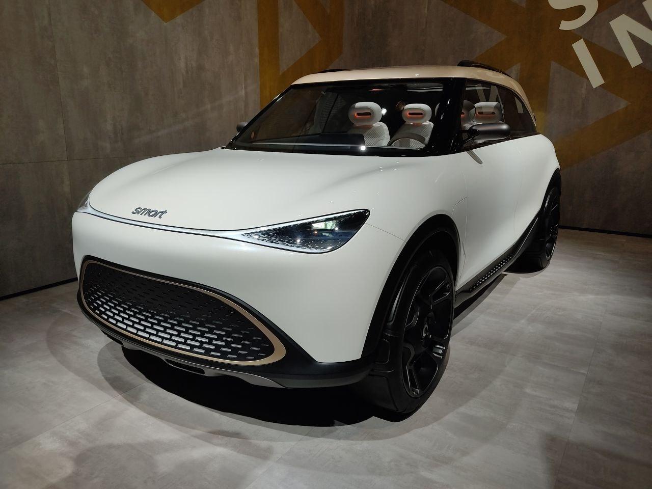 Smart Concept 1 - Salone di Monaco 2021