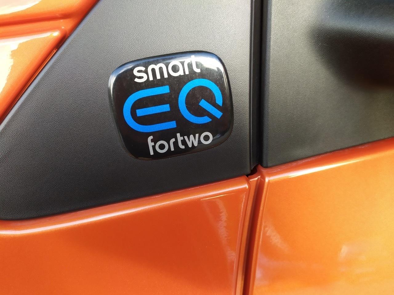 Smart EQ fortwo cabrio 2019 - Prova su strada