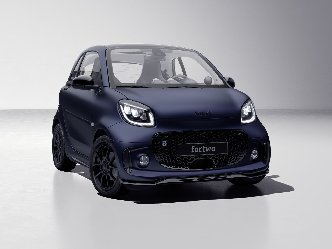 Smart EQ fortwo edition bluedawn - Foto ufficiali