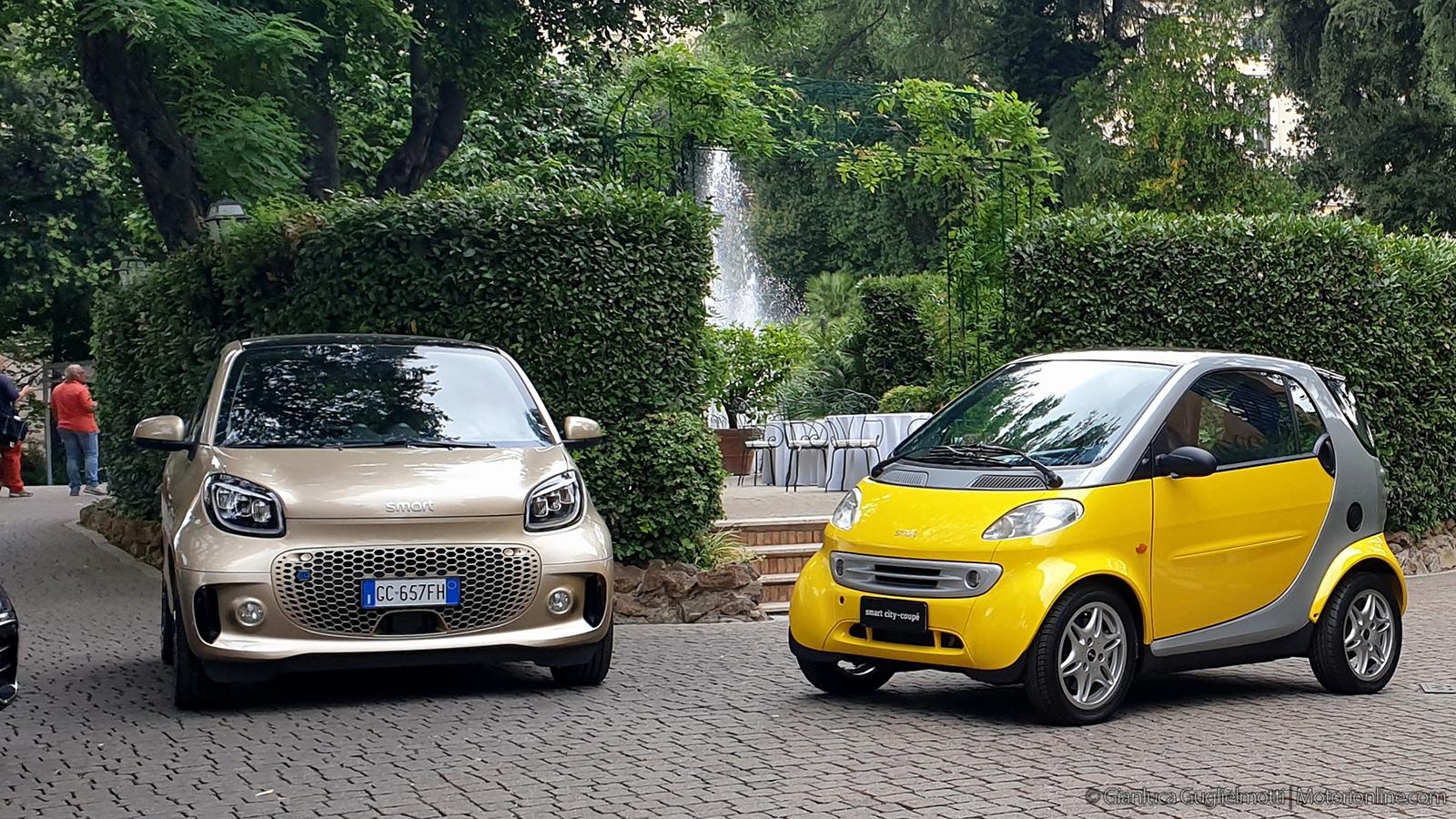 Smart Eq Roma Tour - la grande bellezza