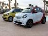Smart fortwo cabrio MY 2016 - Evento a Valencia, 19-20 gennaio 2016