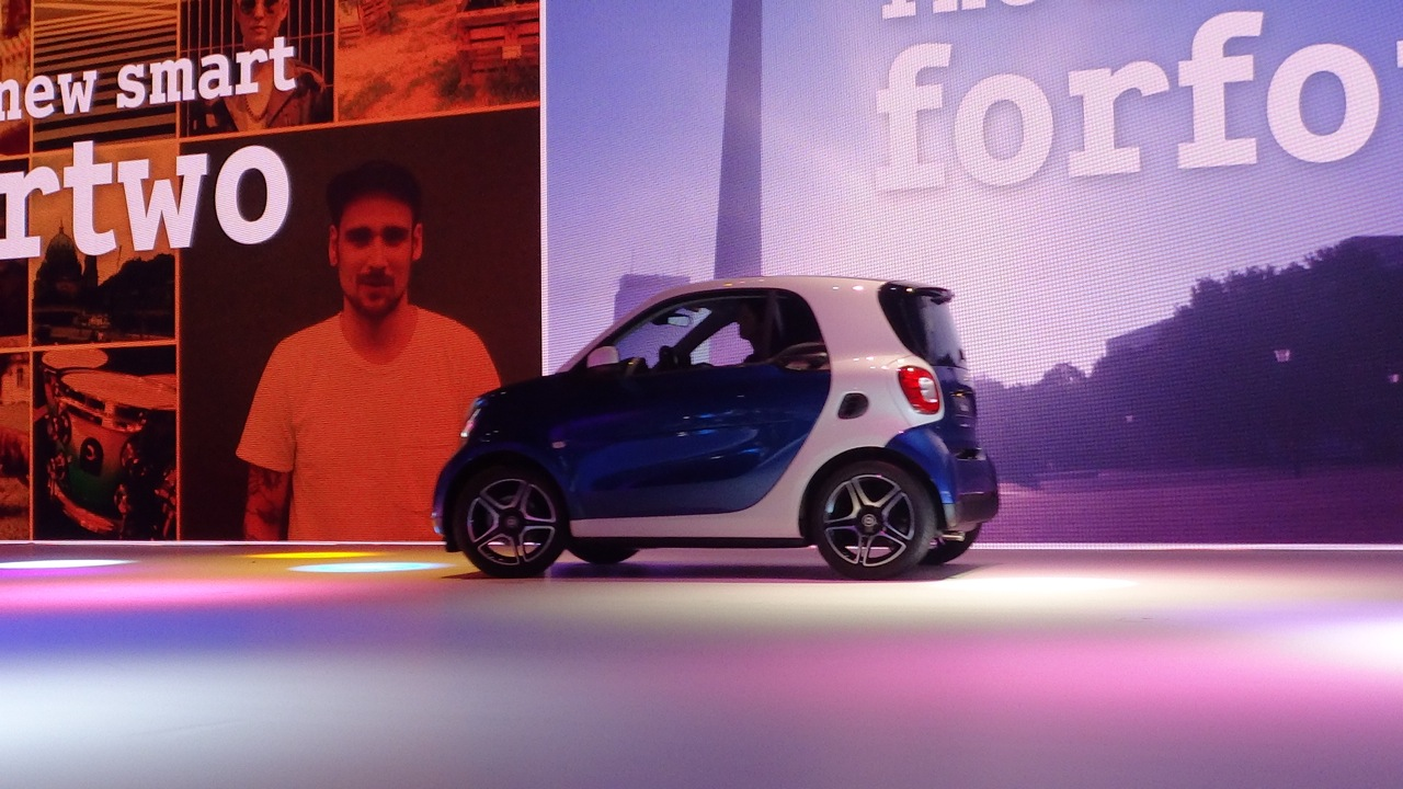 Smart ForTwo e ForFour MY 2014 - Presentazione LIVE da Berlino