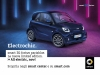 Smart fortwo EQ parisblue e fortwo cabrio EQ suitgray
