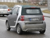 Smart ForTwo restyling 2012 foto spia