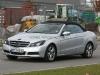 Spy shots Mercedes Classe E Cabrio