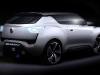 SsangYong e-XIV Concept teaser