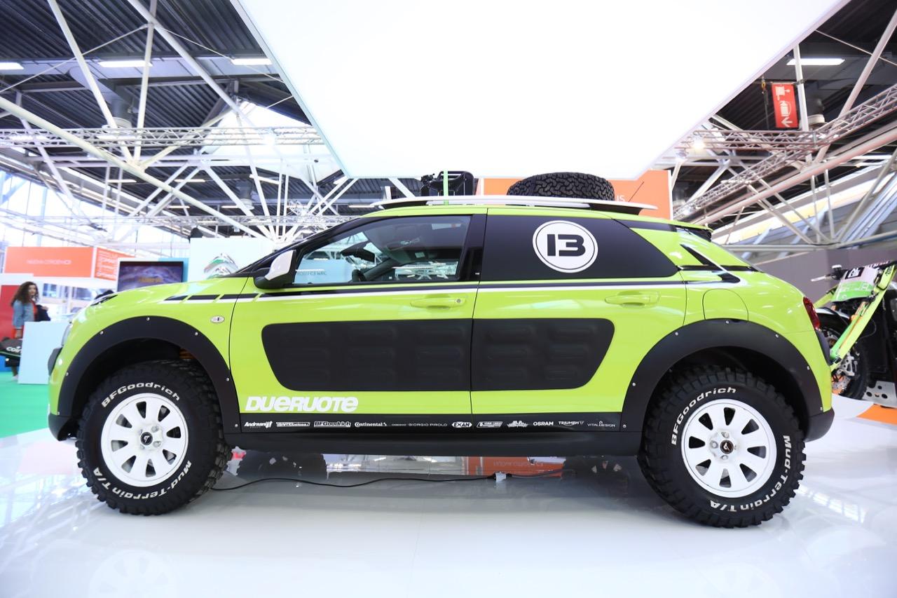 [SUJET OFFICIEL] Citroën C4 Cactus [E31] - Page 36 Stand-citroen-motorshow-bologna-2016_05