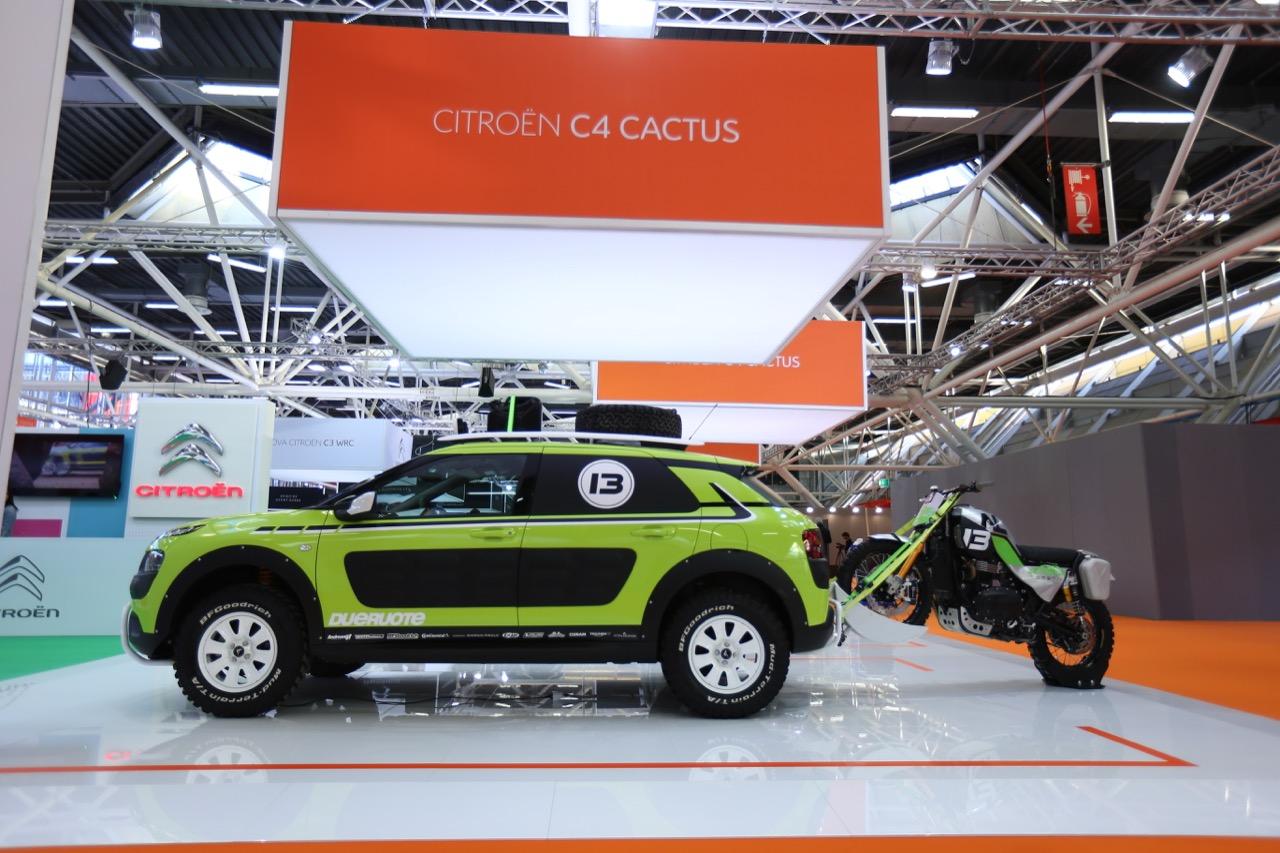 [SUJET OFFICIEL] Citroën C4 Cactus [E31] - Page 36 Stand-citroen-motorshow-bologna-2016_06