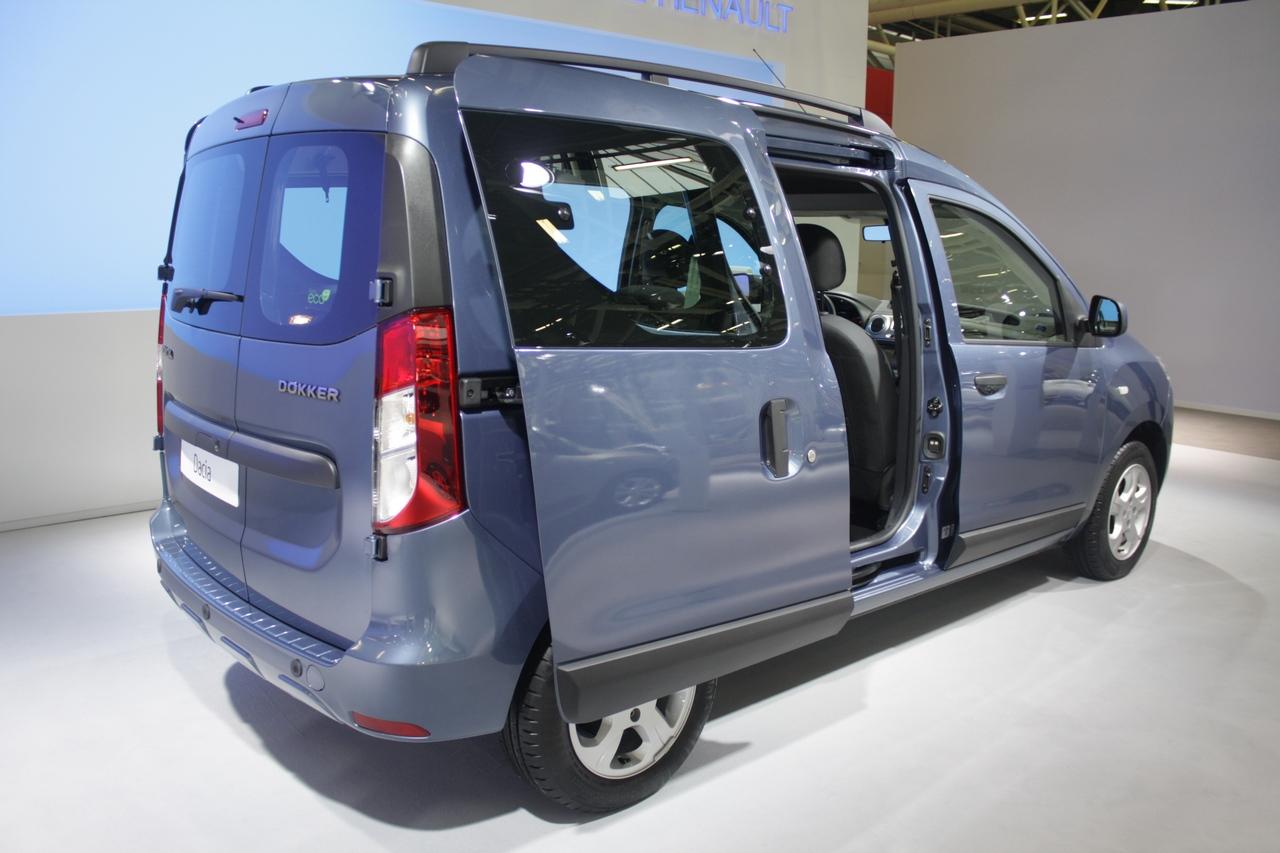 Stand Dacia - Motor Show di Bologna 2012