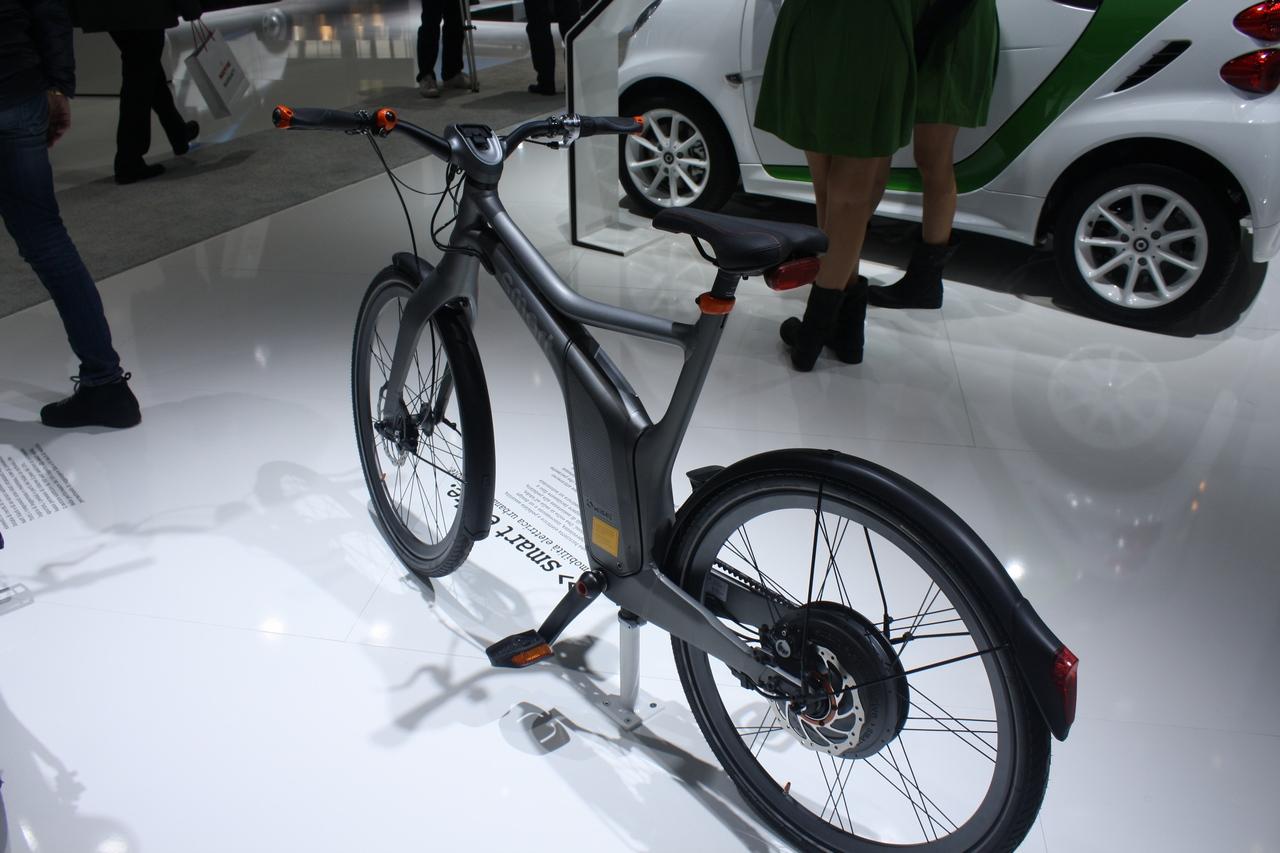 Stand smart - Motor Show di Bologna 2012