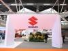 Stand Suzuki al Motor Show di Bologna 2016
