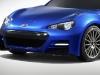 Subaru BRZ STI Concept LA show