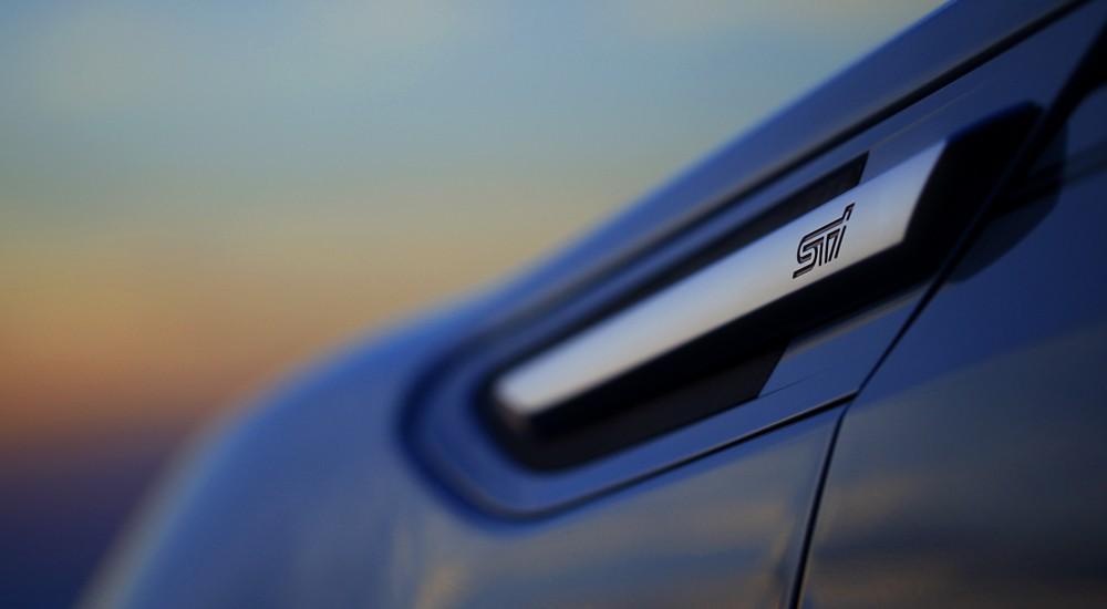 Subaru BRZ STI - Teaser