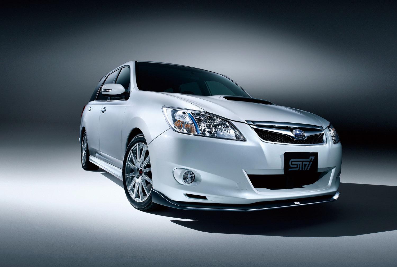 Subaru Exiga 2.0 GT by STI