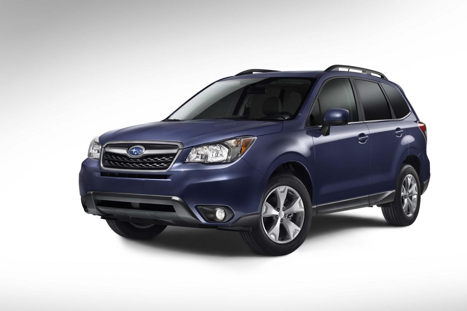 Subaru Forester 2014 - 6/8