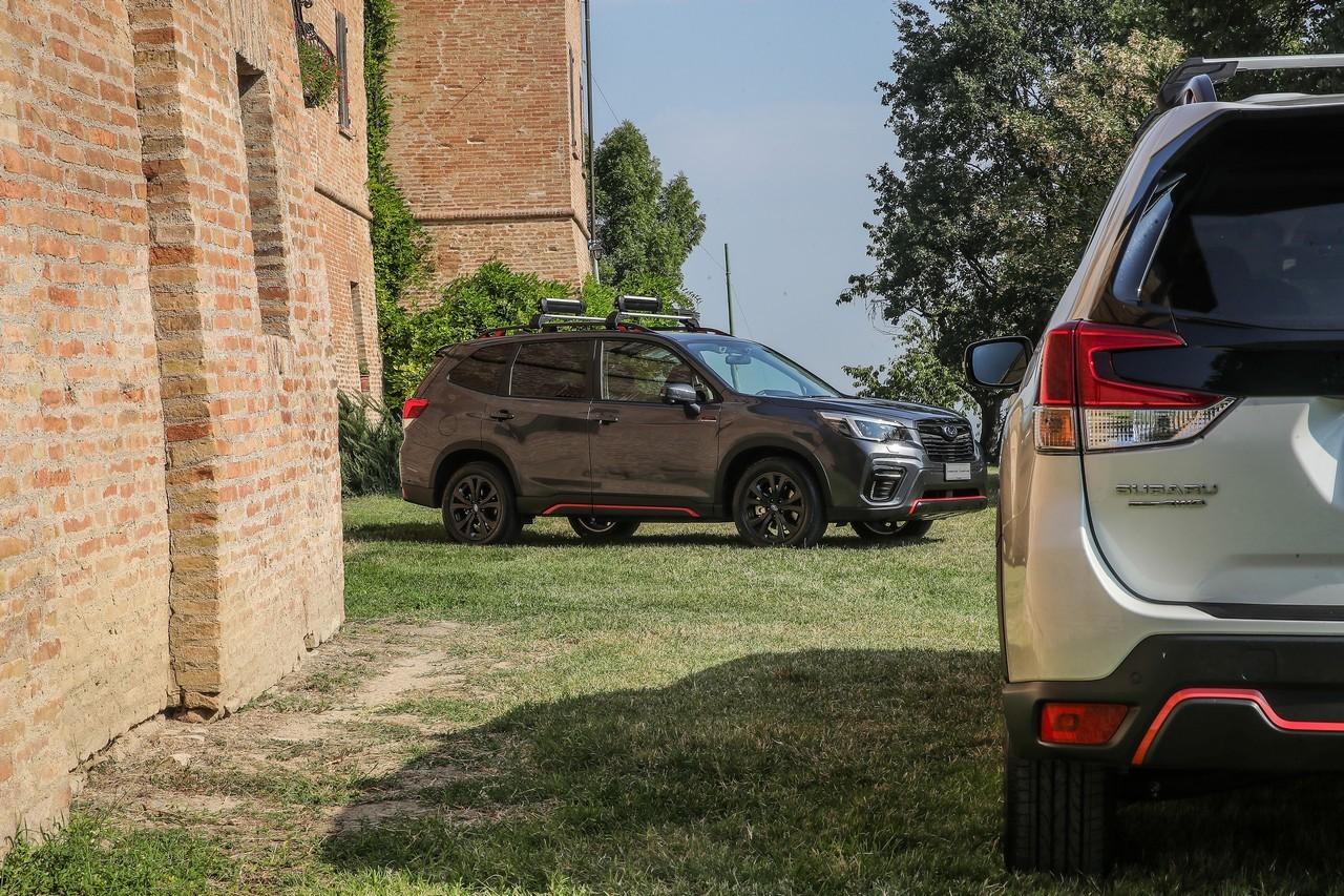 Subaru Forester 4DVENTURE 2020