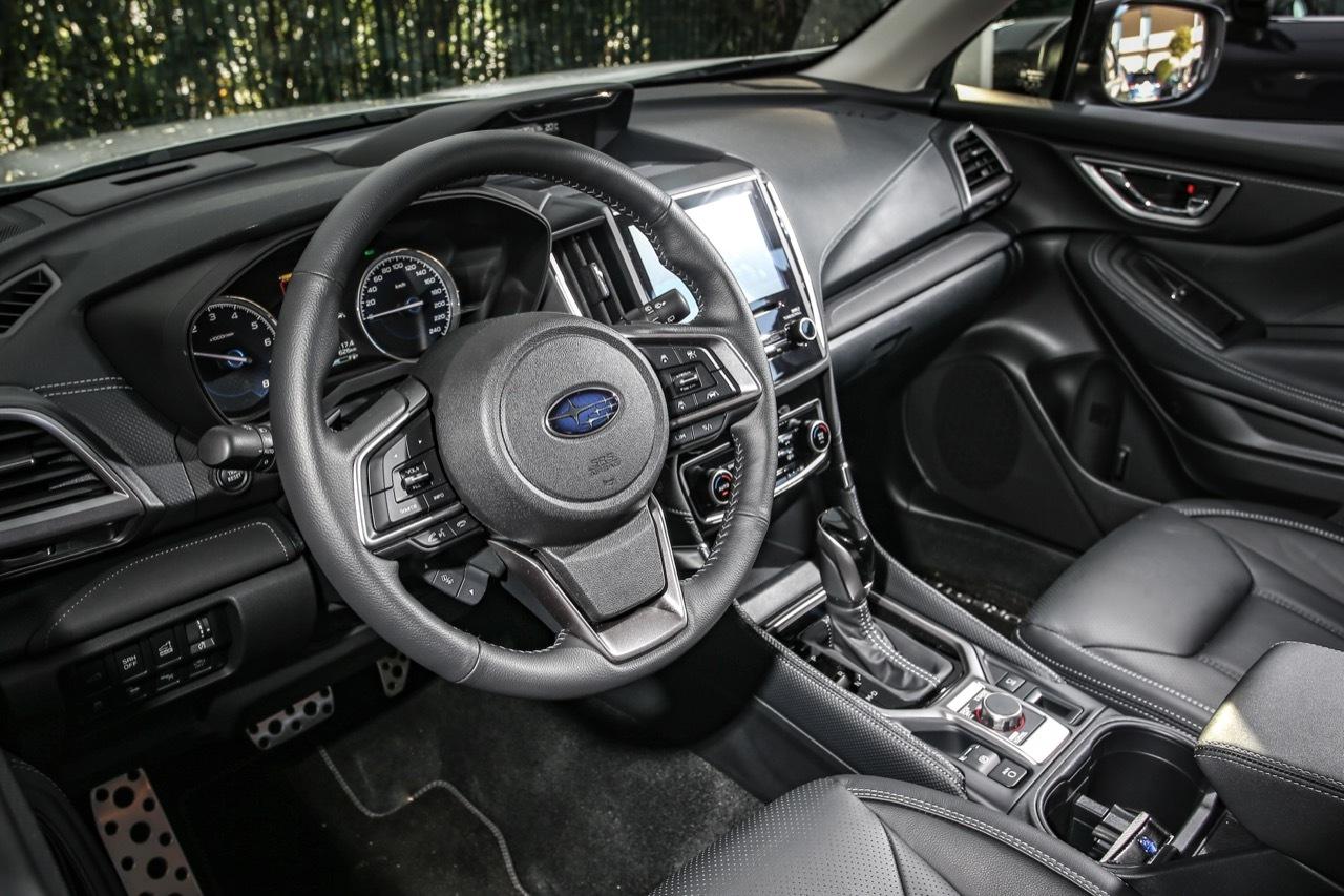 Subaru Forester e-Boxer 2020 - Prova su strada in anteprima