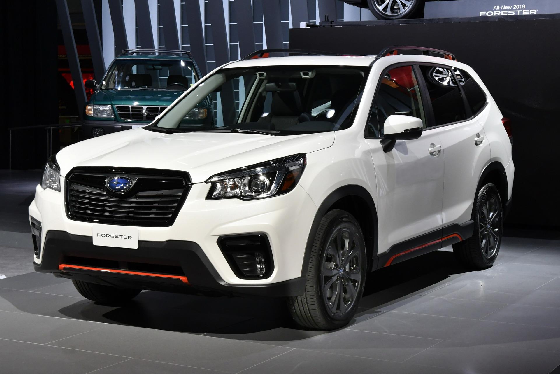 Subaru Forester MY 2019 - 18/128