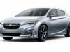 Subaru Impreza 5 Door Concept