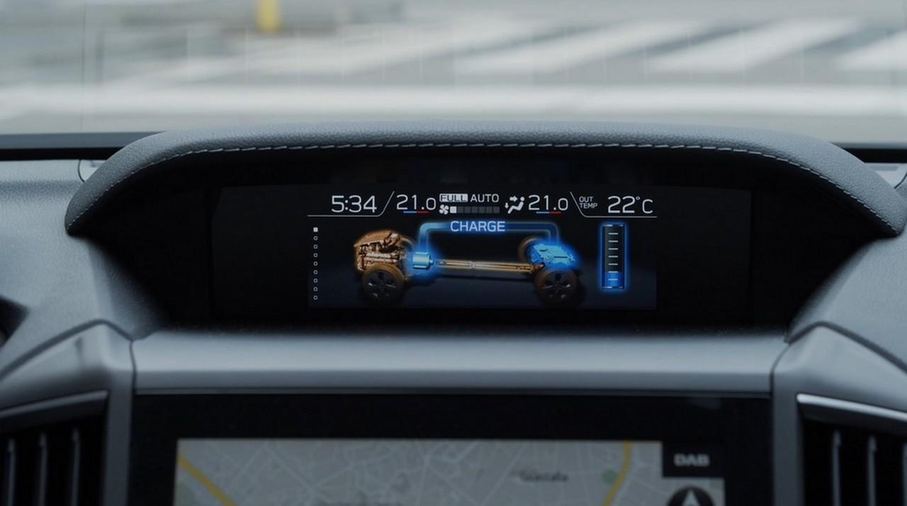 Subaru Impreza e-Boxer 2020