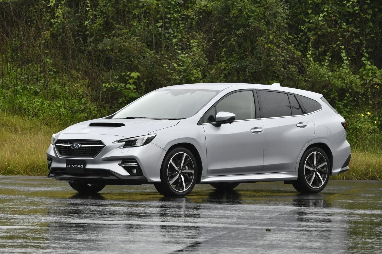 Subaru Levorg 2021 - Foto ufficiali Giappone