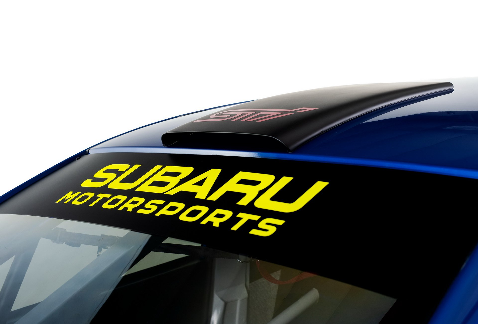 Subaru Motorsports - Livrea 2019