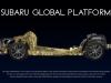 Subaru piattaforma globale