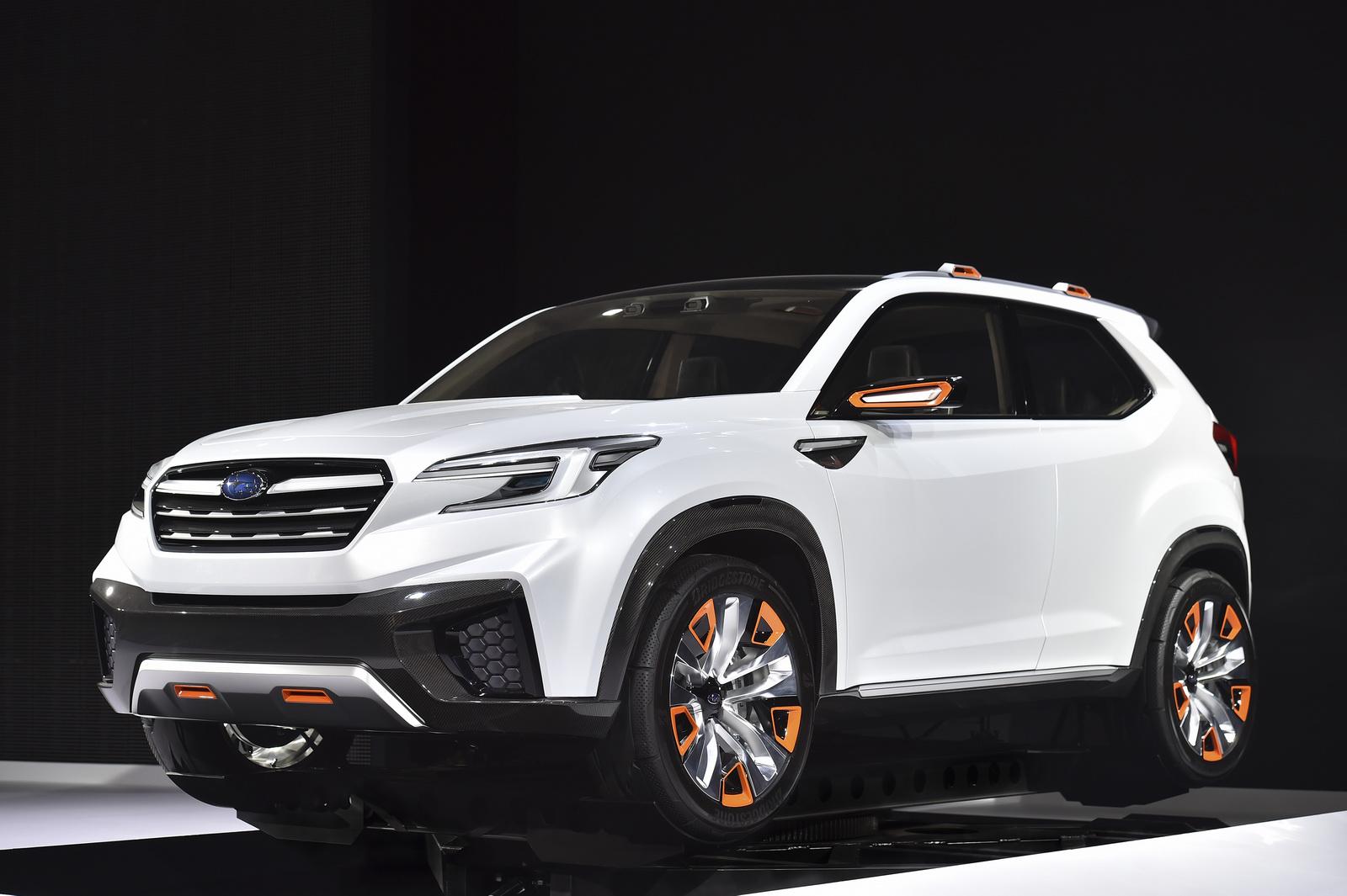Subaru Viziv Future - Salone di Tokyo 2015 - 8/51