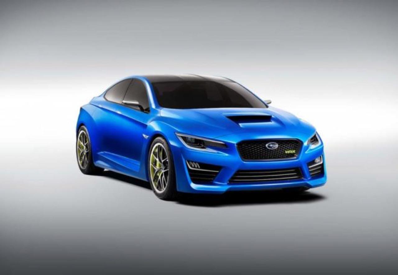 Subaru WRX Concept 2013 - foto