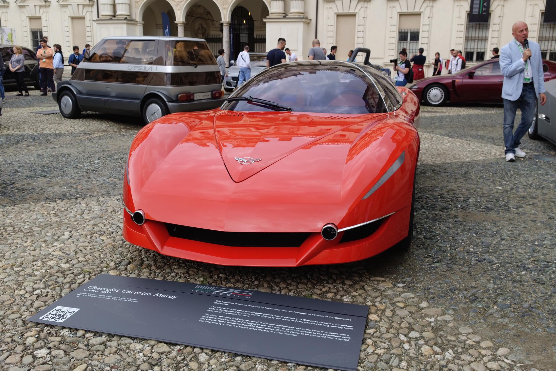 Supercar - Parco Valentino 2018