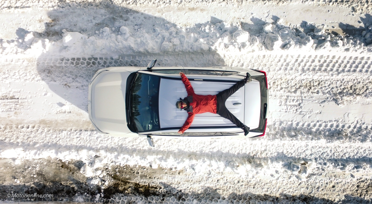 Suzuki Across sul Mottarone - Feel The Drive
