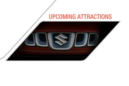 Suzuki concept car teaser
