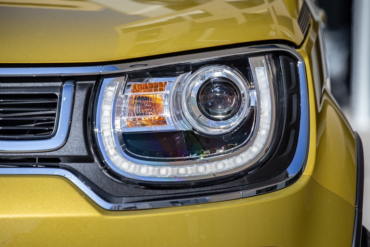 Suzuki Ignis 2020 videonews gallery