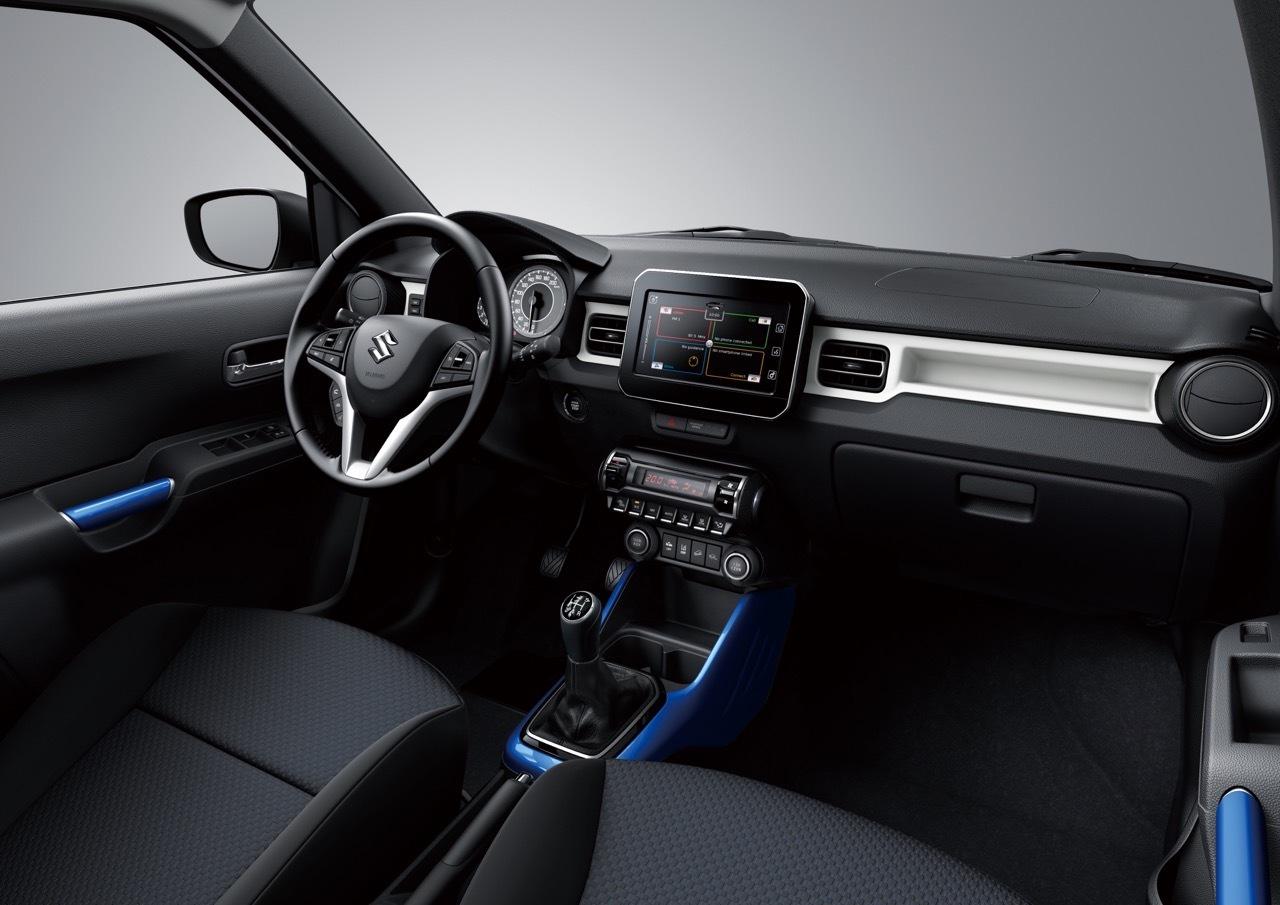 Suzuki Ignis Hybrid 2020 - Foto ufficiali