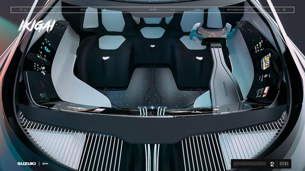 Suzuki Ikigai 2020