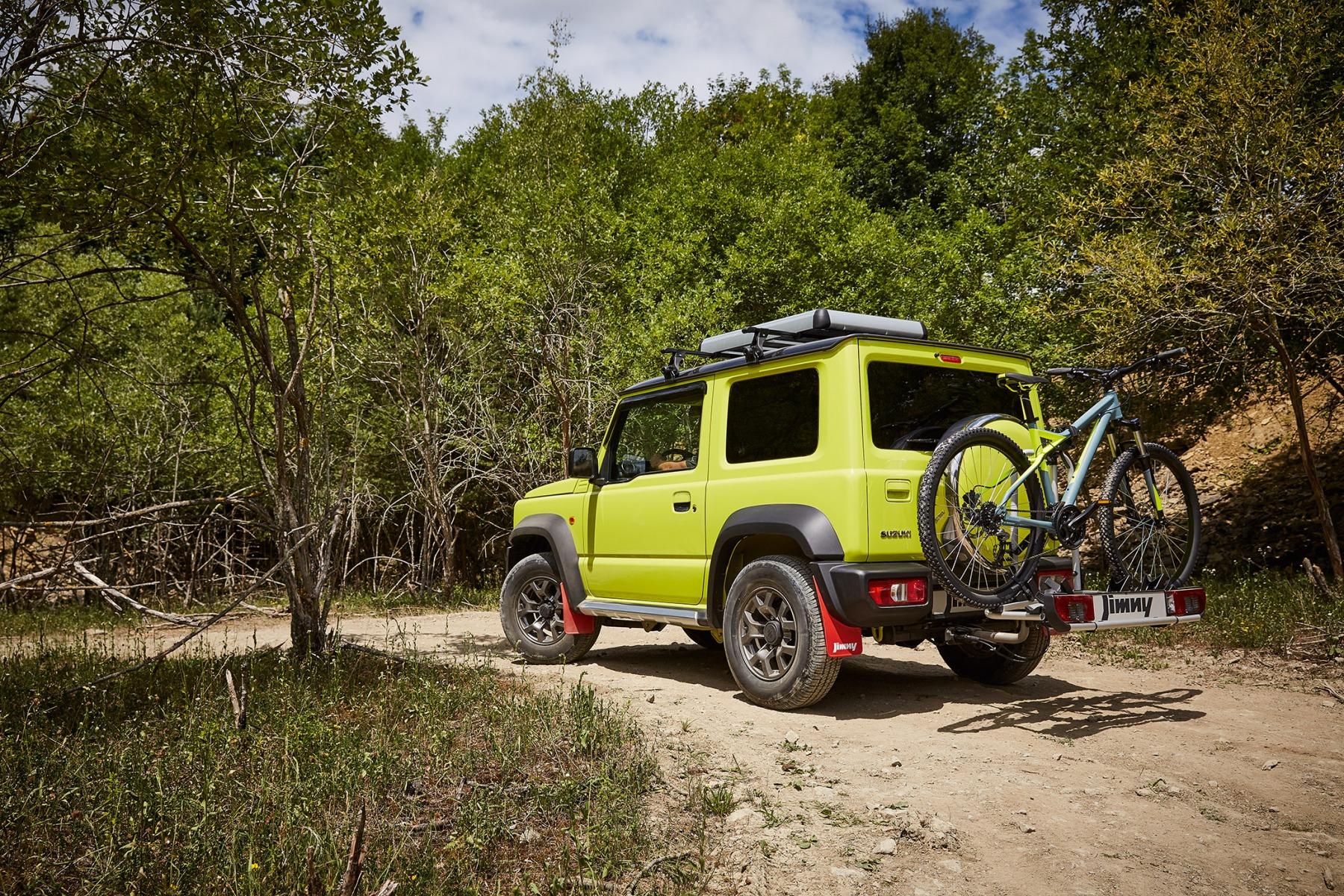 Suzuki Jimny 2019 - Accessori