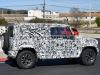 Suzuki Jimny LWB - Foto spia 16-3-2021