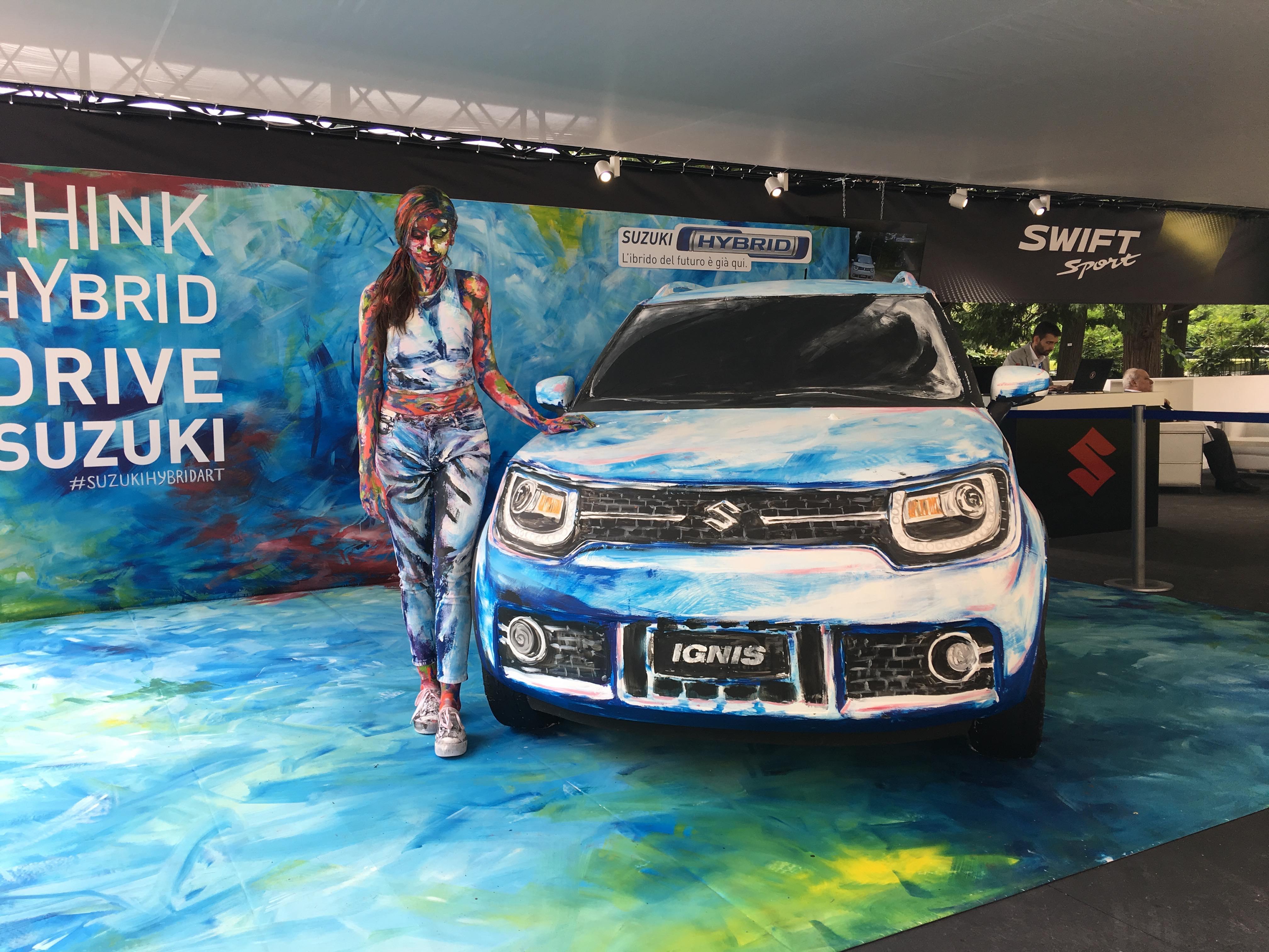 Suzuki - Parco Valentino 2018