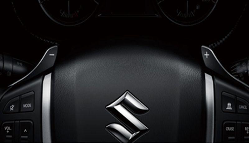 Suzuki S-CROSS - Nuova trasmissione automatica DCT