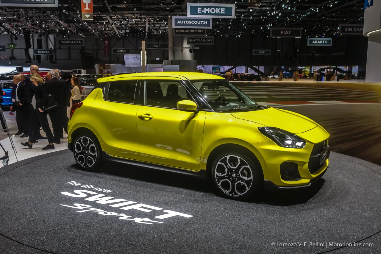 Suzuki - Salone di Ginevra 2018